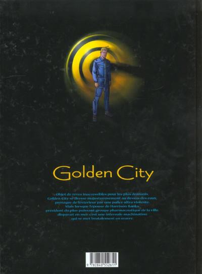 Dos golden city tome 1 - pilleurs d'épaves