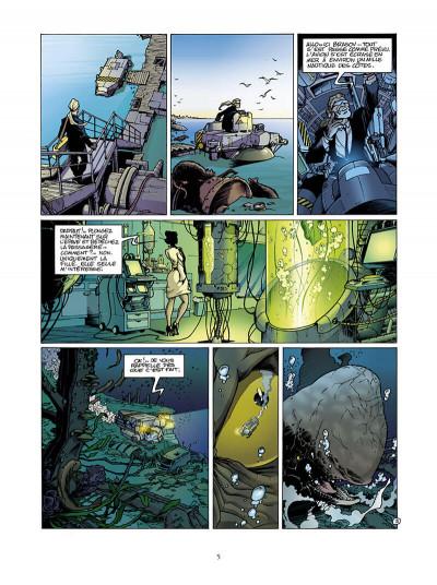 Page 6 golden city tome 1 - pilleurs d'épaves