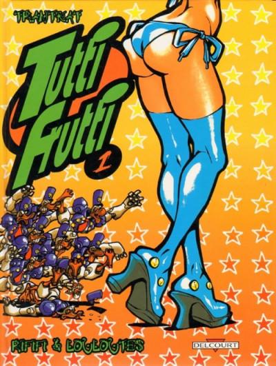 Couverture Tutti frutti tome 1