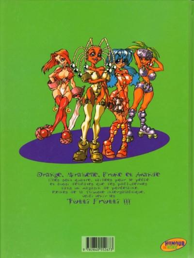 Dos Tutti frutti tome 1