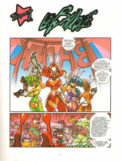 Page 1 Tutti frutti tome 1
