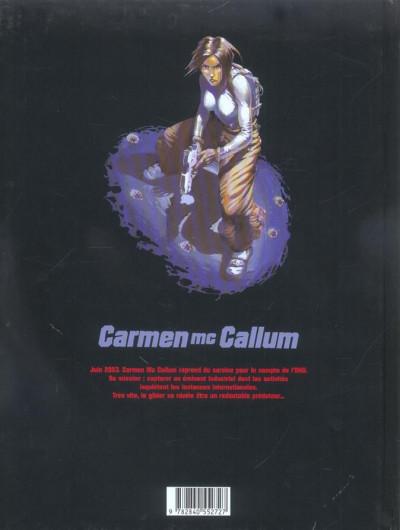 Dos carmen mc callum tome 4 - samuel earp