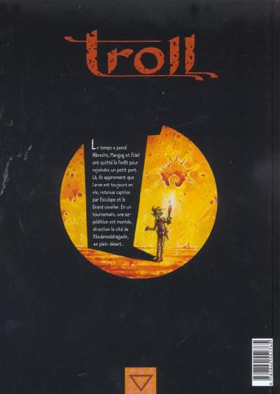 Dos troll tome 3 - mille et un ennuis