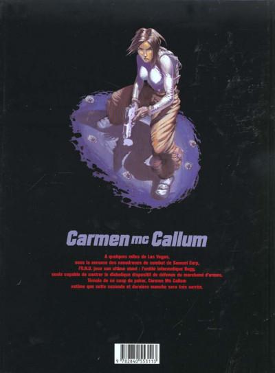 Dos carmen mc callum tome 5 - deus ex-machina