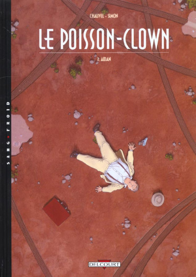 image de le poisson-clown tome 3 - aidan
