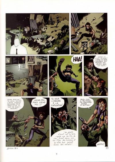 Page 1 Ninie Rezergoude tome 2 - confessions post-mortem