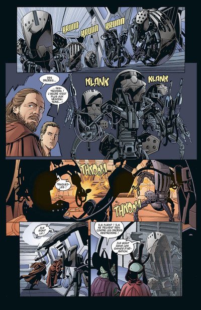 Page 9 Star Wars épisode I - La menace fantôme