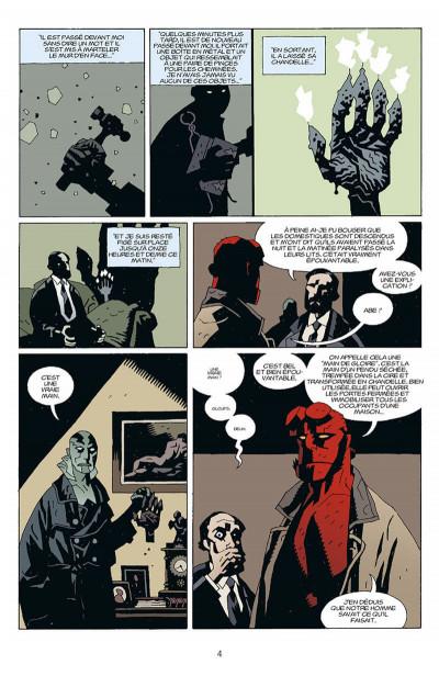 Page 5 hellboy tome 5 - le diable dans la boîte