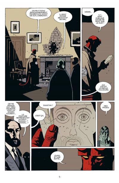 Page 6 hellboy tome 5 - le diable dans la boîte