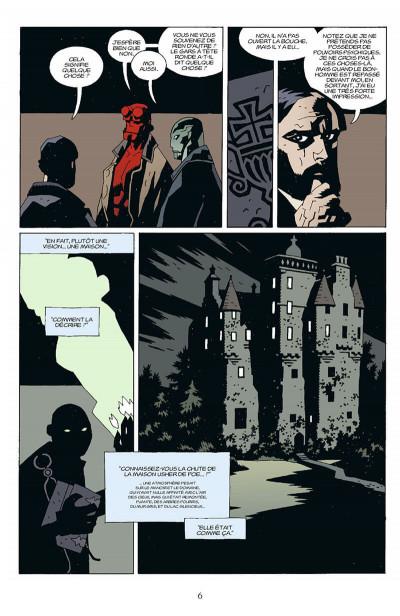 Page 7 hellboy tome 5 - le diable dans la boîte