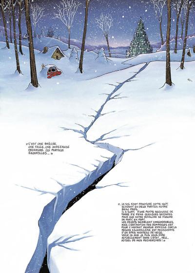 Page 6 la nef des fous tome 4 - au turf