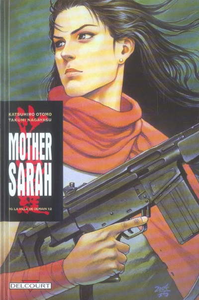 Couverture mother sarah tome 10