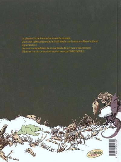 Dos donjon crépuscule tome 102 - le volcan de vaucansson