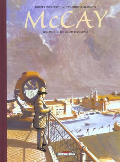 image de mccay tome 2 - les coeurs retournés