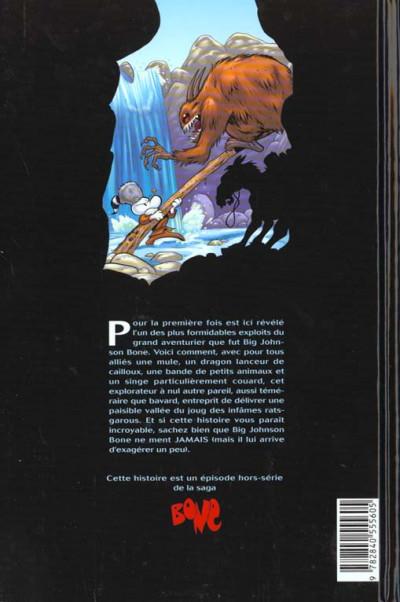 Dos hors- série bone tome 1 - big johnson bone contre les rats-garous