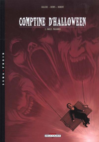 image de comptine d'halloween tome 2 - farces macabres