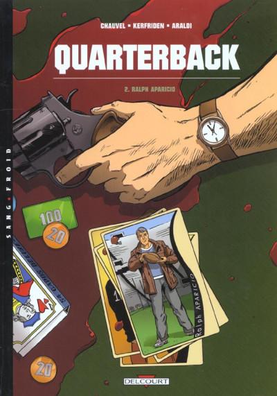 image de quarterback tome 2 - ralph aparicio