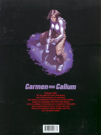 Dos carmen mc callum tome 6 - le sixième doigt de pendjab