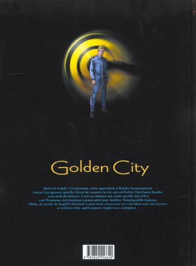 Dos golden city tome 4 - goldy