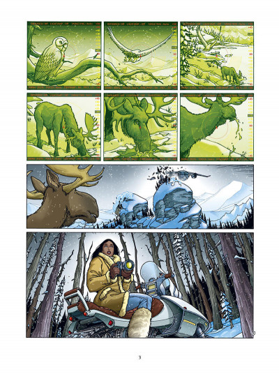 Page 4 golden city tome 4 - goldy