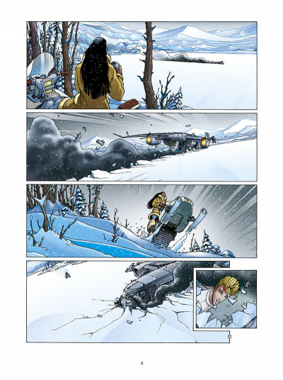 Page 5 golden city tome 4 - goldy