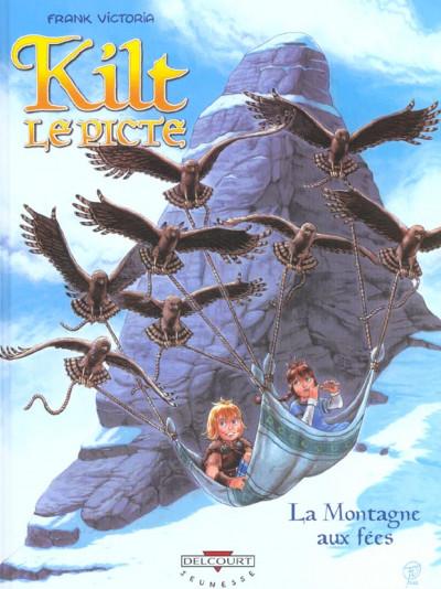 image de kilt le picte tome 2 - montagne aux fées