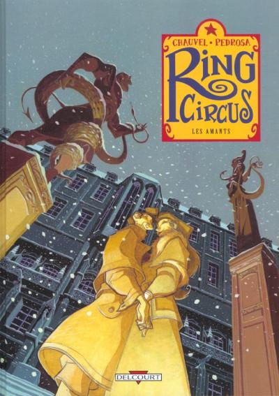 image de ring circus tome 3 - les amants