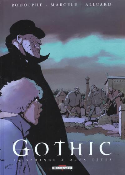 image de gothic tome 2 - la sphinge à deux têtes