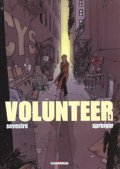 image de volunteer tome 1