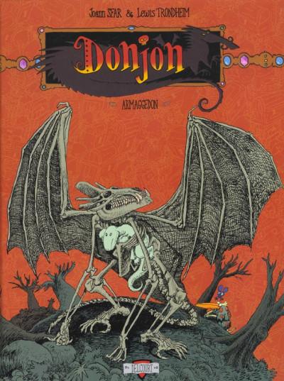 Couverture donjon crépuscule tome 103 - armaggedon