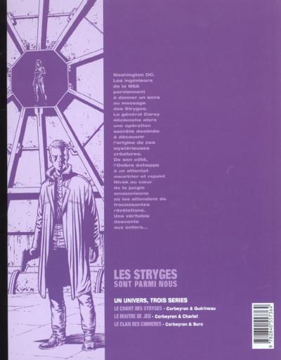 Dos Le chant des stryges tome 6