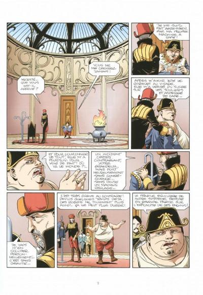 Page 1 le fond du monde tome 6 - la grande terre