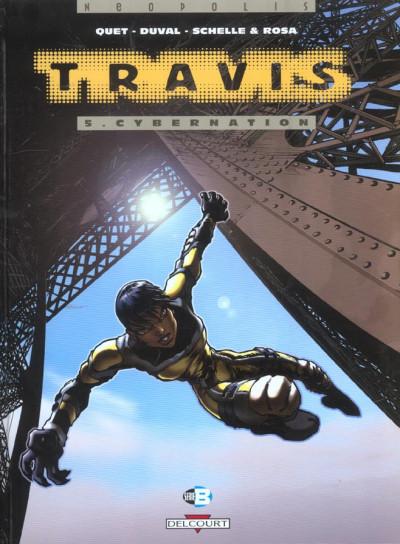 image de Travis tome 5 - cybernation