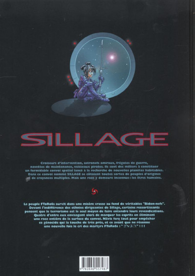 Dos sillage tome 5