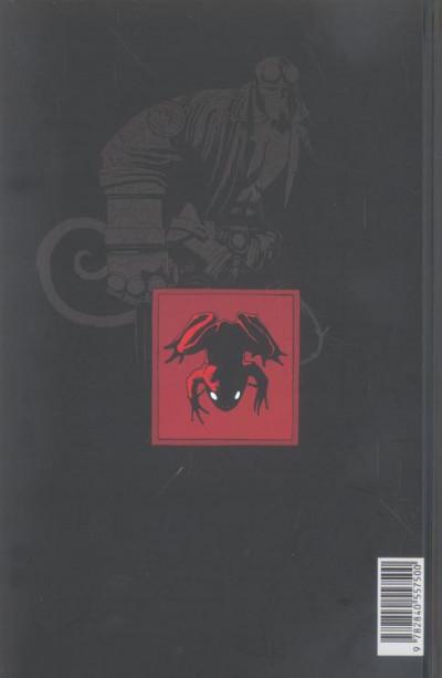 Dos hellboy tome 1 - les germes de la destruction