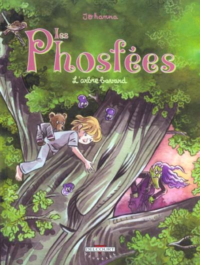 image de les phosfées tome 3 - l'arbre bavard