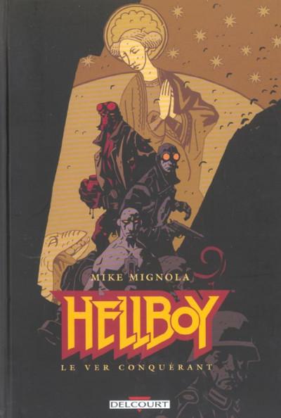 image de hellboy tome 6 - le ver conquérant