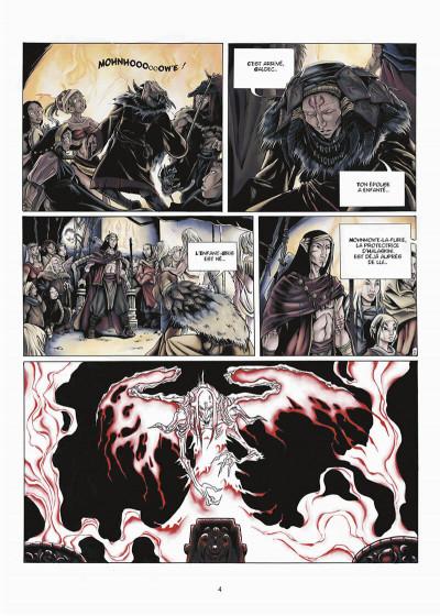 Page 5 weena tome 1 - atavisme