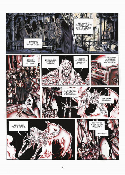 Page 6 weena tome 1 - atavisme