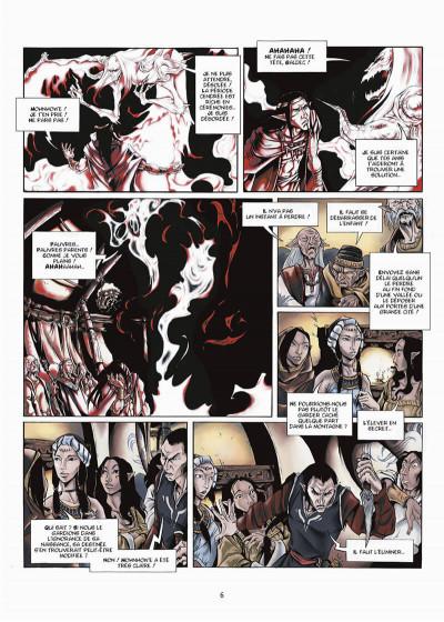 Page 7 weena tome 1 - atavisme