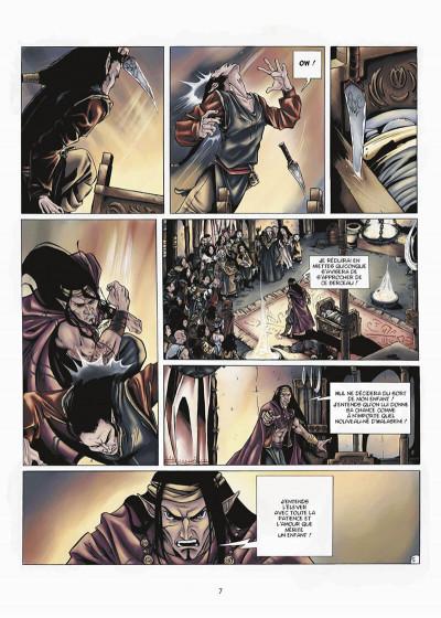 Page 8 weena tome 1 - atavisme