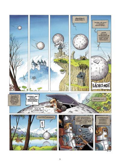 Page 6 la nef des fous tome 5 - puzzle