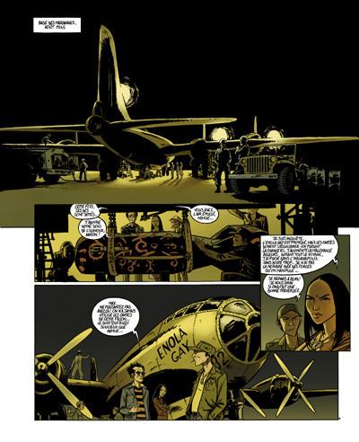 Page 1 arcane majeur tome 1 - pandora