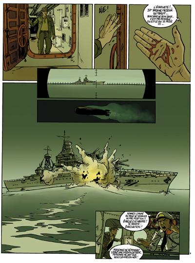 Page 2 arcane majeur tome 1 - pandora