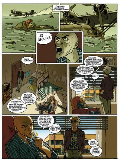 Page 3 arcane majeur tome 1 - pandora