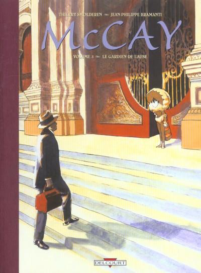 image de mccay tome 3 - le gardien de l'aube