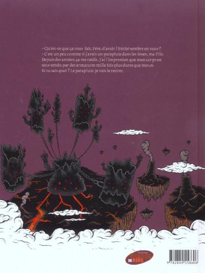Dos donjon monsters tome 4 - le noir seigneur