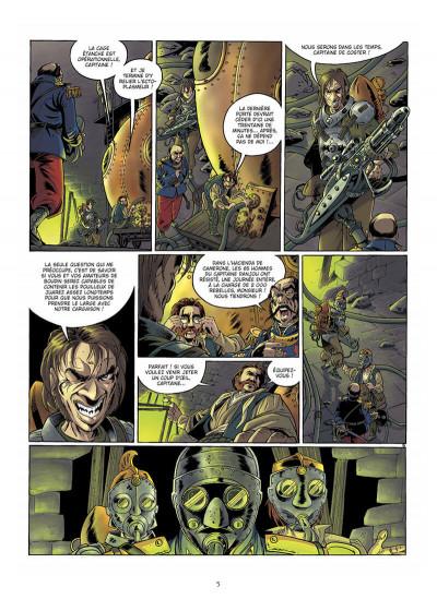 Page 6 hauteville house tome 1 - zelda