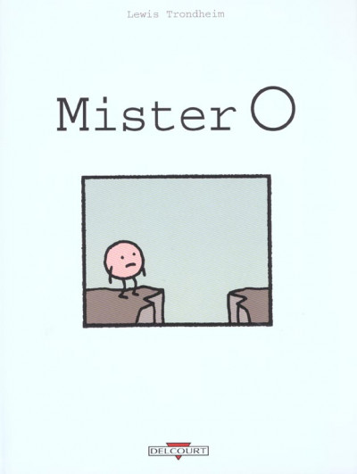 Couverture mister o tome 1