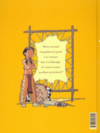 Dos popotka le petit sioux tome 2 - le wendigo
